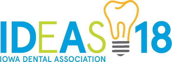 ideas18 Logo - Iowa Dental Association