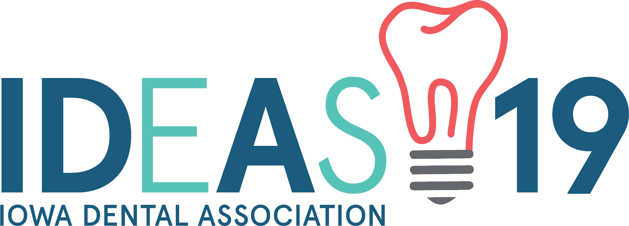 ideas19 Logo - Iowa Dental Association