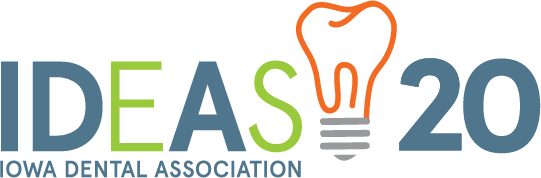 ideas20 Logo - Iowa Dental Association